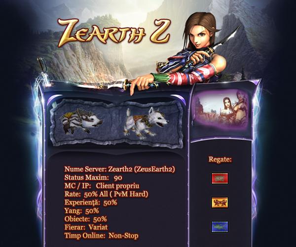 Serverfiles Zearth2